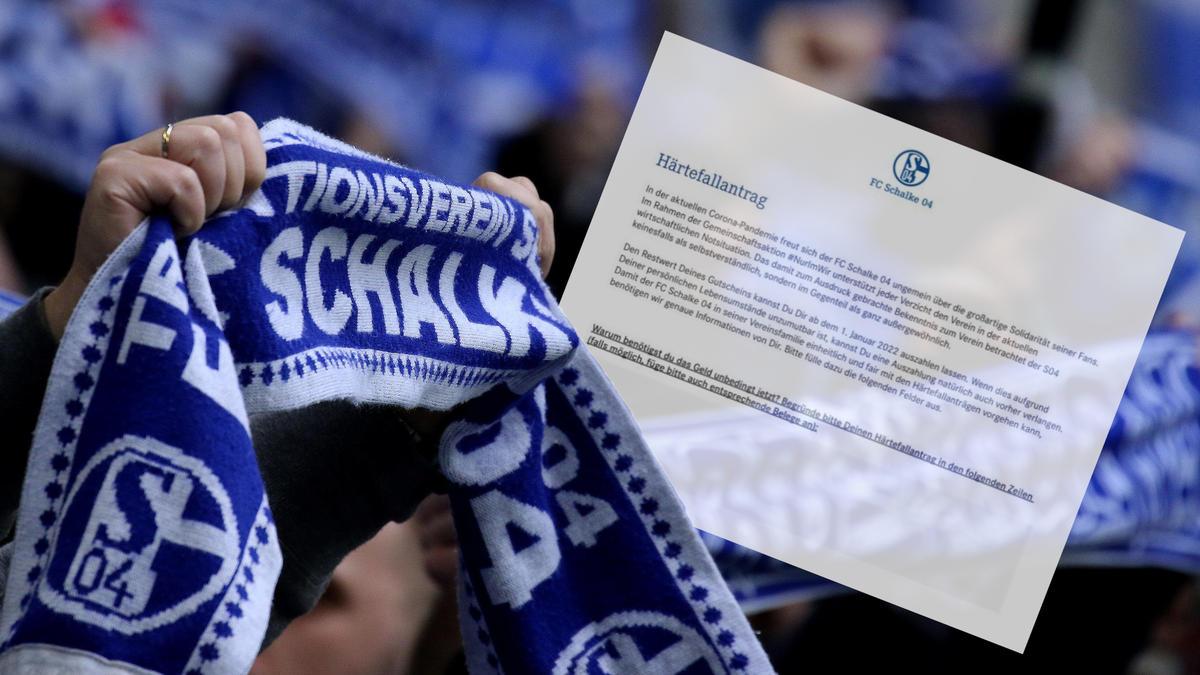 Der FC Schalke hat mal wieder für Kopfschütteln gesorgt