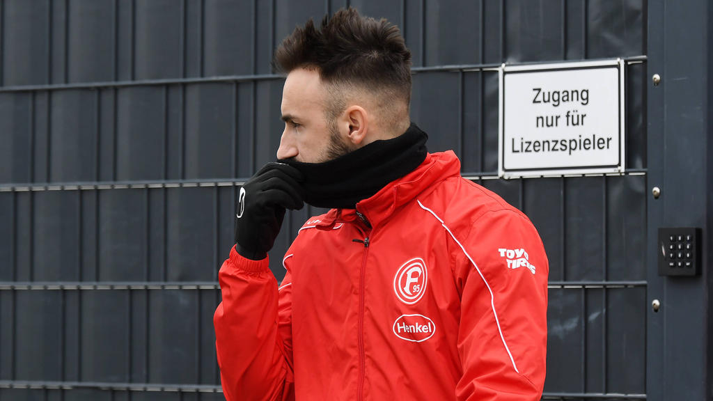 Diego Contento läuft in Zukunft für den SV Sandhausen auf
