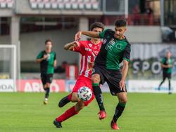 Raffael Behounek wird in der nächsten Saison in der Bundesliga spielen