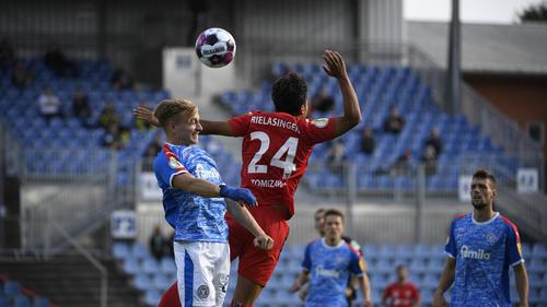 Holstein Kiel in der 2. Runde des DFB-Pokals
