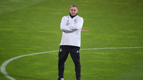 Stefan Kuntz nimmt die U21 des DFB in die Pflicht