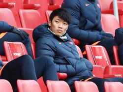 Hee-chan Hwang fand sich in dieser Saison öfters auf der Bank bzw. Tribüne wieder