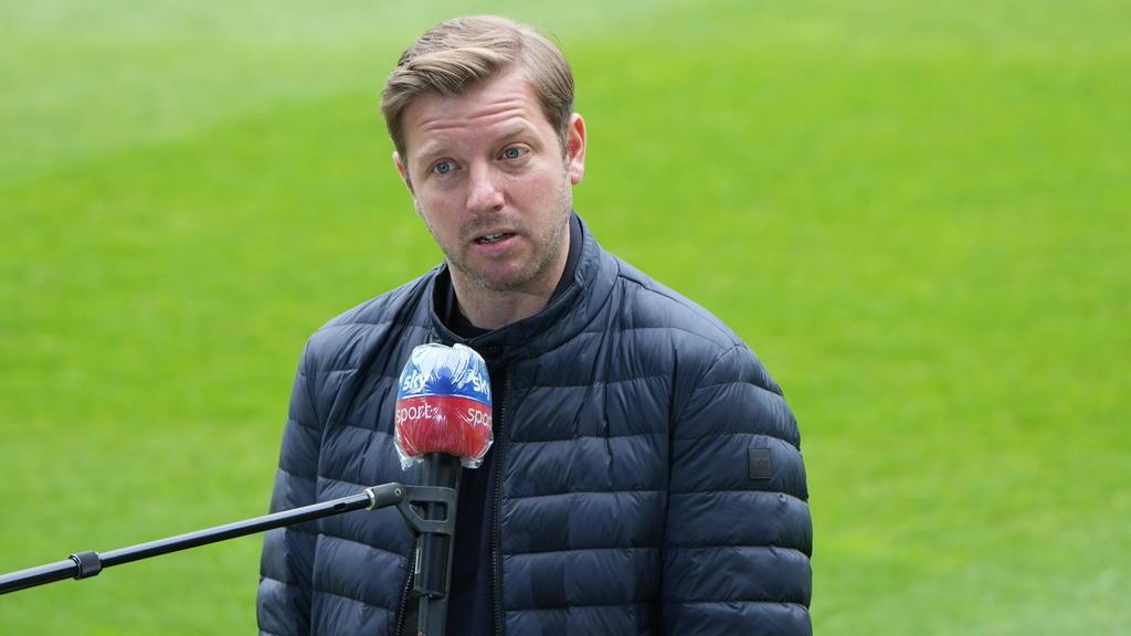 Florian Kohfeldt will mit Werder Bremen den Klassenerhalt schaffen