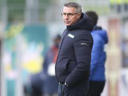 Altach-Coach Damir Canadi vermisst die Durchschlagskraft bei seinem Team