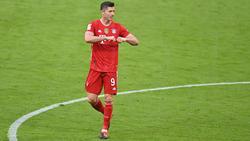 Torgarant beim FC Bayern: Robert Lewandowski