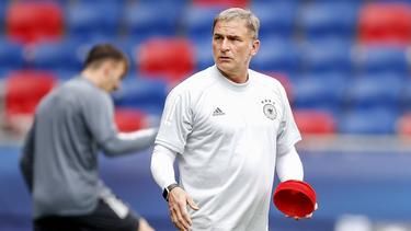 Bleibt Stefan Kuntz U21-Trainer?