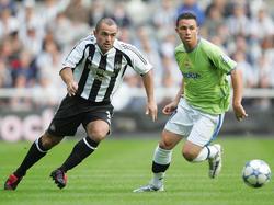 UI-Cup-Halbfinale 2005/2006: Newcastle-La Coruña (1:2)