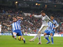 Primera División 2012/2013: Real Madrid - Real Sociedad (4:3)