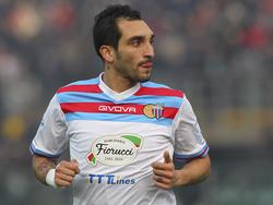 Francesco Lodi, centrocampista del Catania