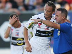 Hannes Aigner hofft Altach-Coach Damir Canadi bald wieder zur Verfügung zu stehen