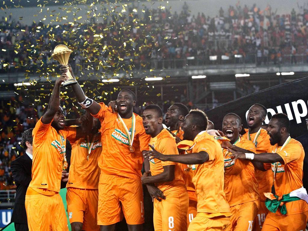 Costa de Marfil se llevó el título la pasada edición. (Foto: Getty)