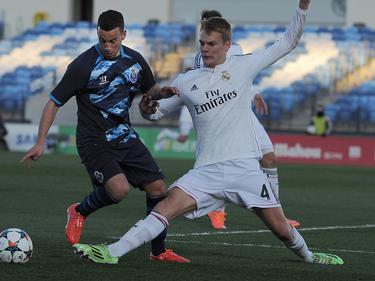 Philipp Lienhart kam bislang nur in der Youth League sowie beim B-Team Real Madrid Castilla zum Einsatz