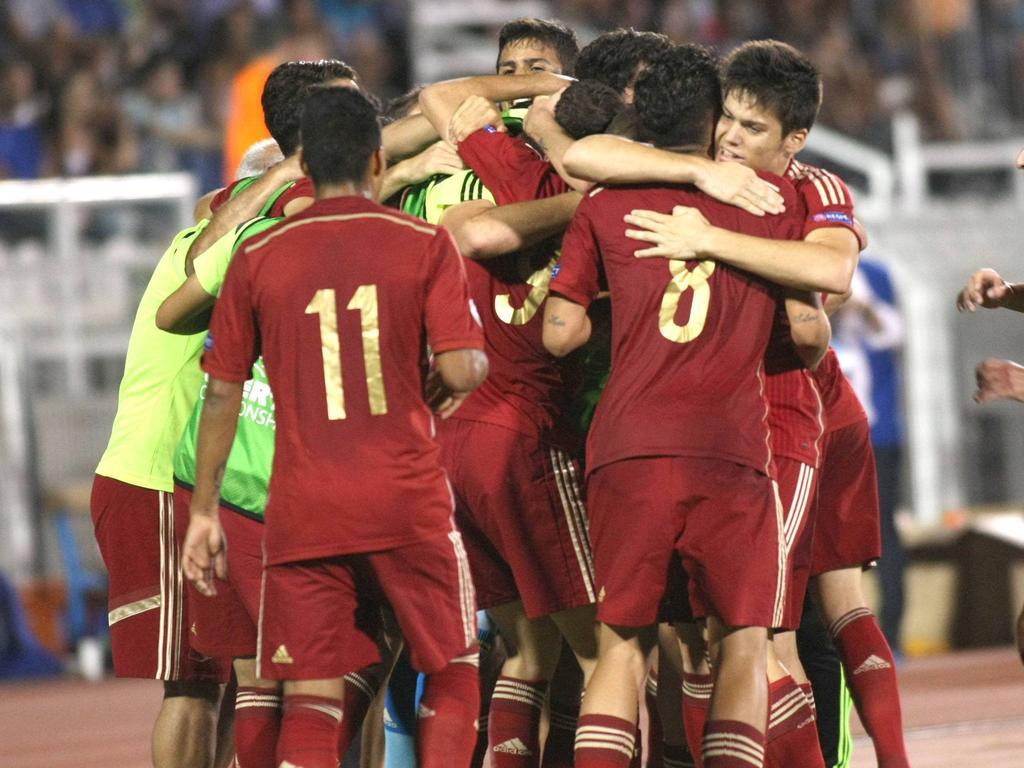 Spaniens U19 sichert sich zum siebten Mal den EM-Titel