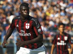 M'Baye Niang möchte beim AC Milan bleiben