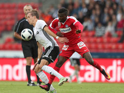 Rosenborg Trondheim gegen FK Austria Wien