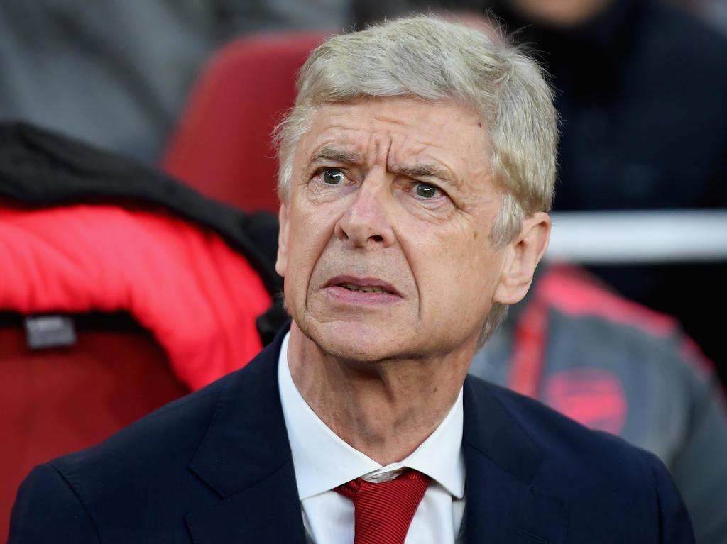 Arsène Wenger hört am Ende der Saison beim FC Arsenal auf