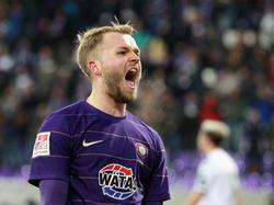 Pascal Köpke geht ab der nächsten Saison für Hertha BSC auf Torejagd