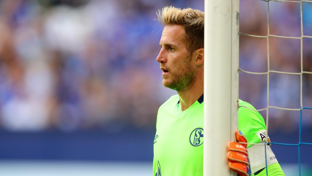 Ralf Fährmann ist die unumstrittene Nummer eins des FC Schalke 04