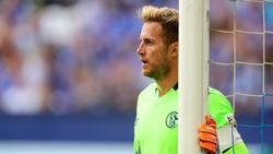 """Ralf Fährmann ist die """"unumstrittene"""" Nummer eins des FC Schalke 04"""