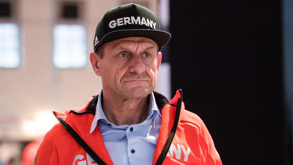 Bleibt Alfons Hörmann DOSB-Präsident?