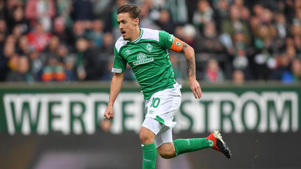 Kruse traf für Werder doppelt