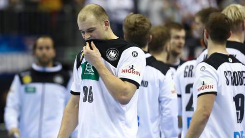 Die deutschen Handballer haben den Sieg gegen Russland aus der Hand gegeben