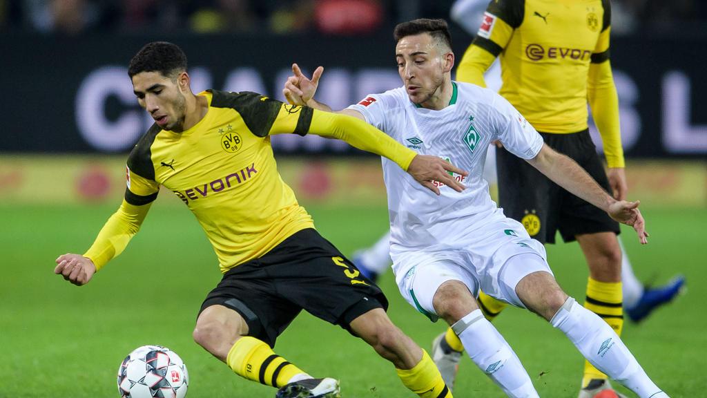Bvb Gegen Werder Bremen