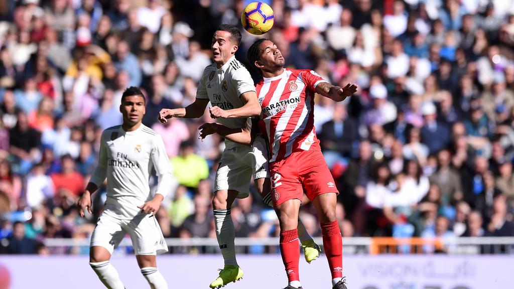 Real gab zu Hause gegen Girona eine Führung noch aus der Hand