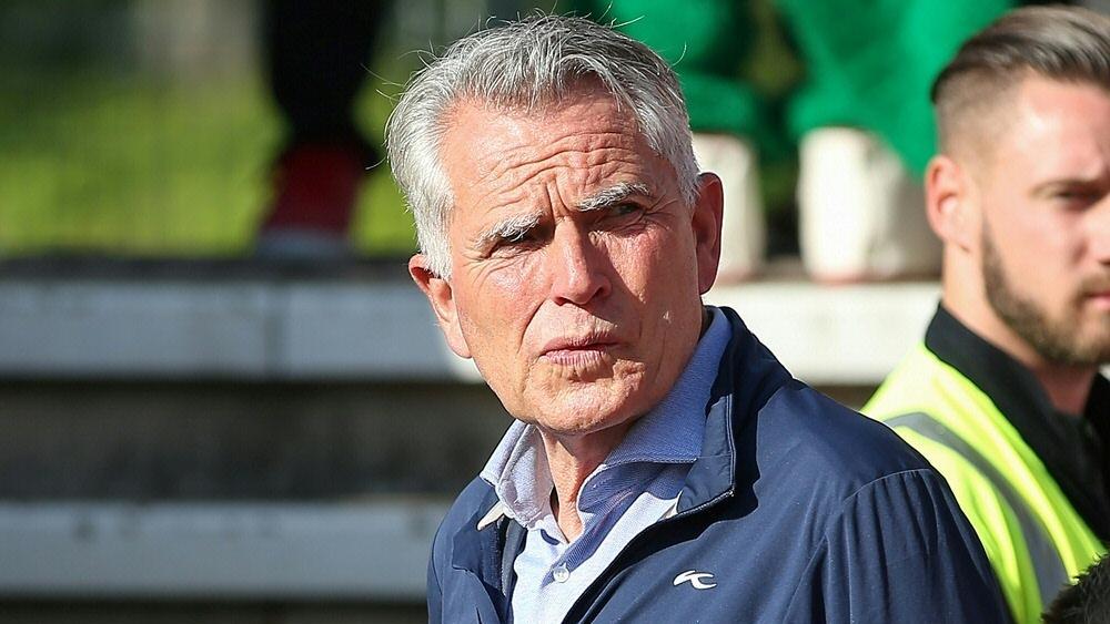 VfB-Präsident Wolfgang Dietrich denkt nicht an Rücktritt