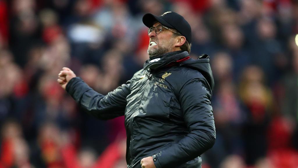 Jürgen Klopp verspürt keinen Druck vor dem Spiel gegen den FC Porto