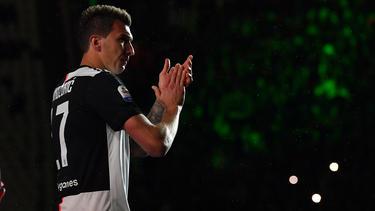 Mario Mandzukic soll Juventus verlassen - in Richtung BVB?