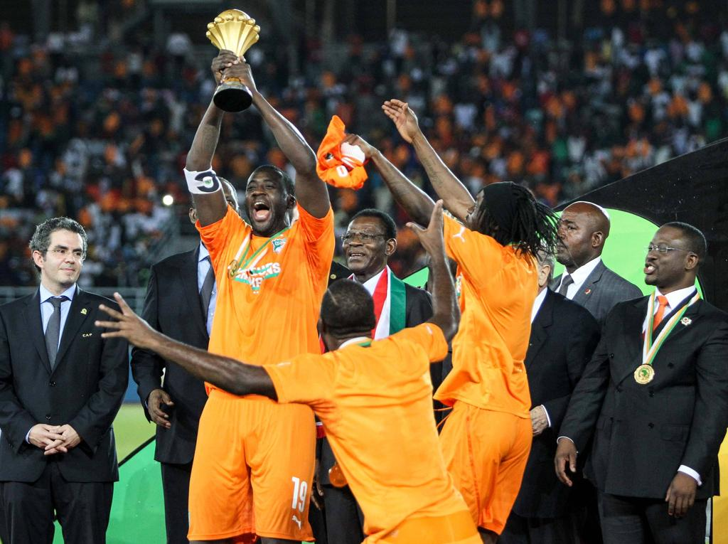 Kann die Elfenbeinküste ihren Triumph von 2015 wiederholen?