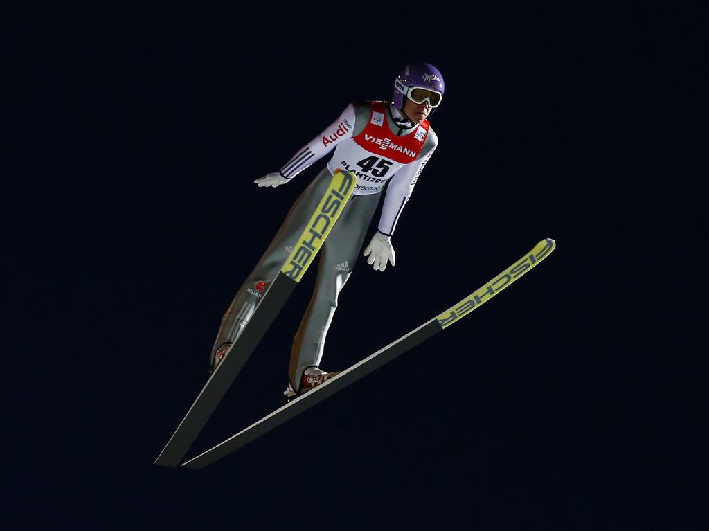 Die deutschen Ski-Adler verpassen beim Weltcup-Auftakt das Podest