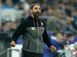 FC-Coach Ruthenbeck will gegen Gladbach gewinnen
