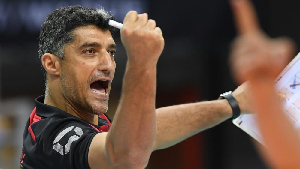 Das Team von Bundestrainer Giani verlor gegen Japan