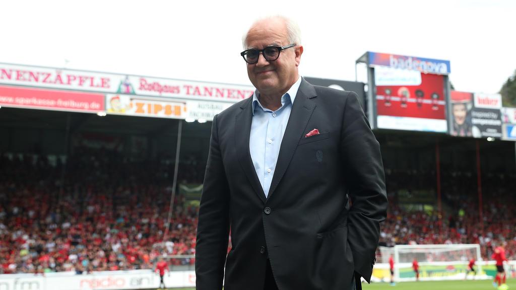 Fritz Keller kehrt dem SC Freiburg den Rücken