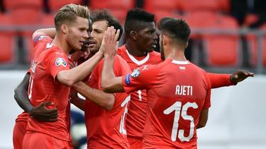 Die Schweiz musste gegen Gibraltar nicht ans Limit gehen