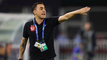 Fabio Cannavaro ist Meistercoach in China