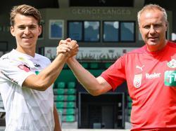 Valentino Müller wechselt nach Tirol