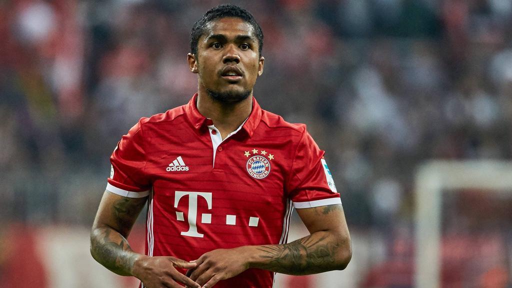Bald wieder im Trikot des FC Bayern? Douglas Costa