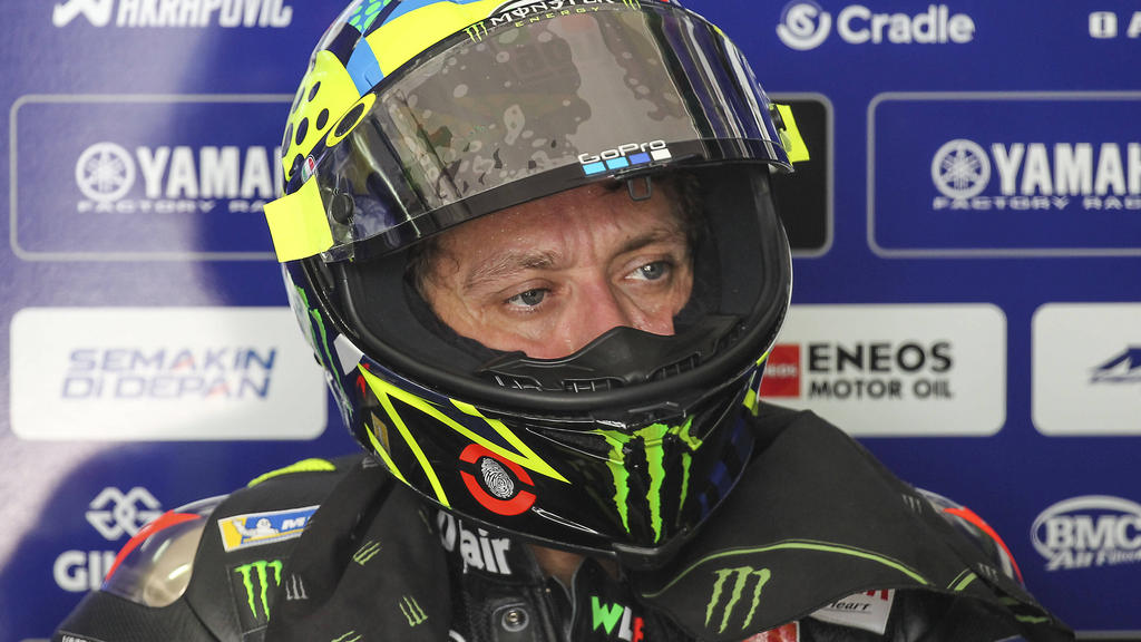 Valentino Rossi spricht über sein Karriereende