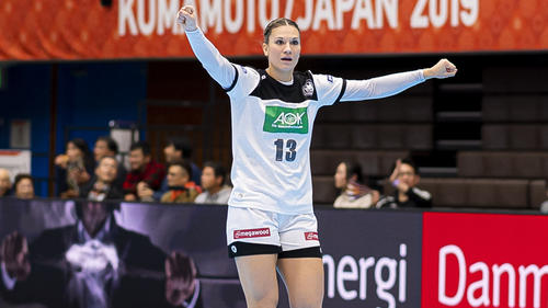 Julia Behnke spielt künftig in der bulgarischen Liga