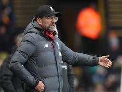 Manager Jürgen Klopp will mit allen Stars antreten