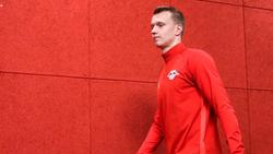 Leipzigs Spieler Lukas Klostermann will in den Zeiten der Corona-Krise helfen