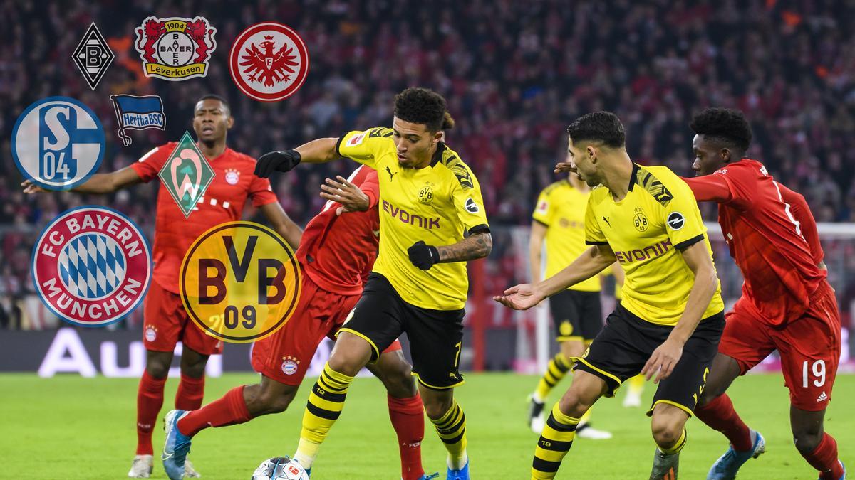 Der BVB wird in Bundesliga noch auf den FC Bayern treffen