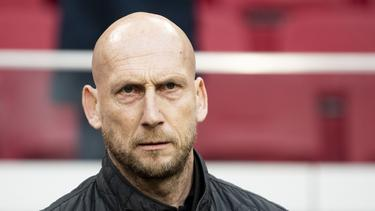 Jaap Stam ist neuer Trainer bei MLS-Klub Cincinnati