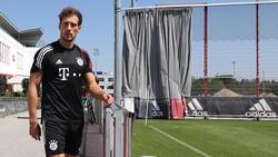 Leon Goretzka wechselte 2018 zum FC Bayern