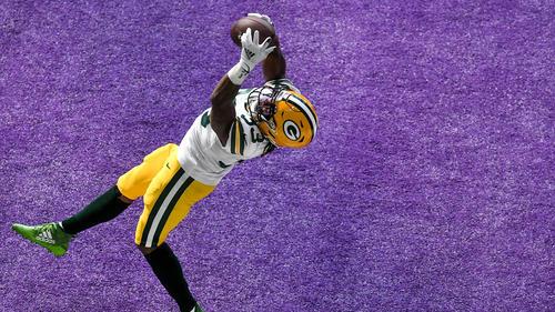 Die Green Bay Packers sind erfolgreich in die NFL-Saison gestartet