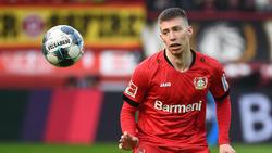 Mitchell Weiser stand wohl beim FC Bayern auf dem Zettel