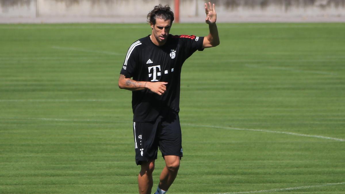 Lässt der FC Bayern Javi Martínez ablösefrei ziehen?